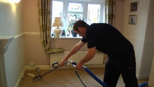 Carpet Cleaning Service in Telford